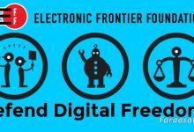 بنیاد مرزهای الکترونیک بنیاد مرزهای الکترونیک | the Electronic Frontier Foundation E8 220x150