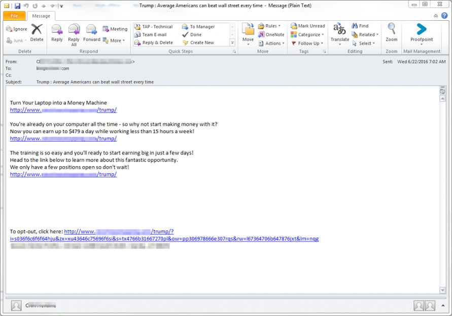ایمیلهای فیشینگ