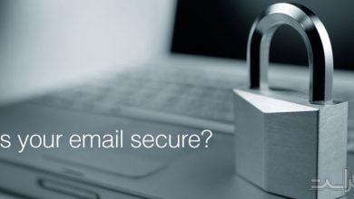 تصویر از راهنمای کامل امنیت ایمیل