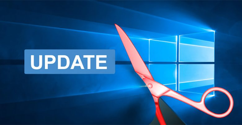 انتشار بهروز رسانی تجمعی مایکروسافت برای ویندوز 10 000turn off windows 10 updates 670x335 780x404
