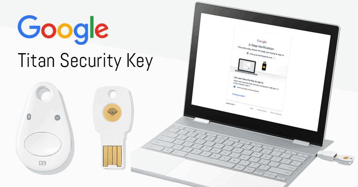 کلید امنیتی تایتان