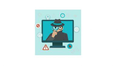 جاسوسافزار جاسوسافزار 111spyware concept 390x220