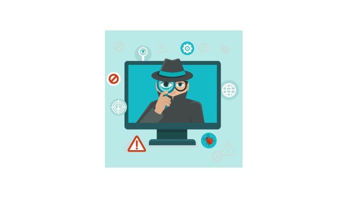 جاسوسافزار جاسوسافزار 111spyware concept 706x405