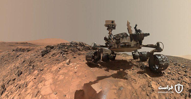 اطلاعات مربوط به مریخنورد ناسا توسط هکرها به سرقت رفت 222mars curiosity rover msl horizon sky self portrait pia19808 br2 780x405