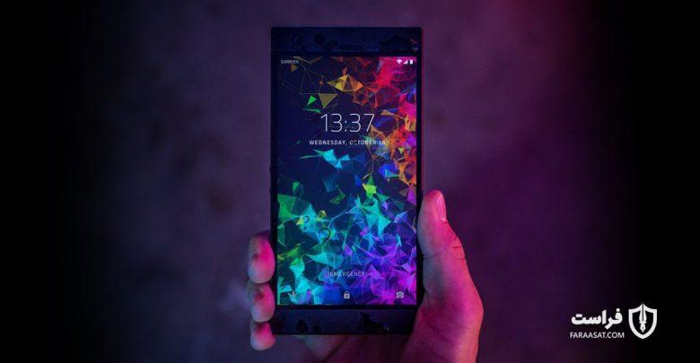 حمله tap 'n ghost خطر حملات هکری برای گوشیهای اندرویدی مجهز به NFC و صفحه لمسی خازنی aaarazer phone 2 1 780x405