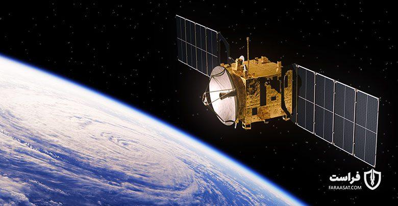 جنگ سایبری در فضا: ماهوارهها در معرض خطر حملات هکری 111Satellite FHM56J 780x405