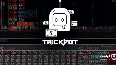 هکرها با کمک بدافزاری به نام تریک بات ۲۵۰ میلیون ایمیل را هک کردند 111trickbot banking 1 390x220