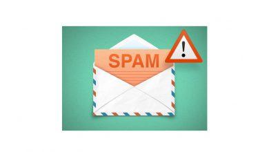 هرزنامه هرزنامه یا ایمیل اسپم 11spam 390x220