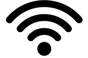 امنیت اینترنت امنیت اینترنت 7 اشتباه مرگبار در حوزه امنیت اینترنت 11wifi icon shutterstock1111666