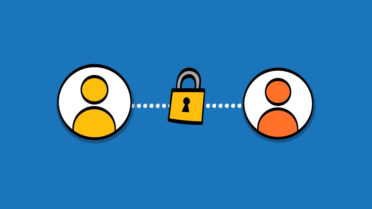 رمزنگاری سرتاسری رمزنگاری سرتاسری تلاش دولت ترامپ برای ممنوعیت رمزنگاری سرتاسری (end-to-end encryption) Pask Blogheader end to end encyrption