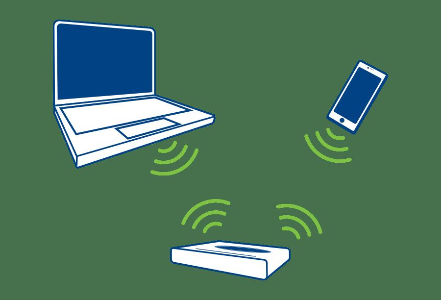 12 گام برای امن سازی شبکه بیسیم خانگی wireless device setup