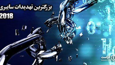 Photo of بزرگترین تهدیدات سایبری در سال ۲۰۱۸