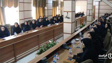 Photo of برگزاری کارگاه آموزشی امنیت در فضای سایبری ویژه بانوان منابع طبیعی استان تهران
