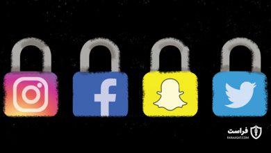 Photo of چگونه از خودمان در شبکههای اجتماعی مراقبت کنیم!