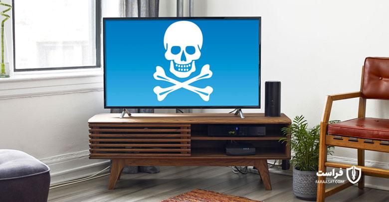 ویروسی شدن تلویزیون هوشمند