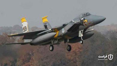 Photo of ایجاد اختلال در سیستمهای الکترونیکی جنگنده F-15