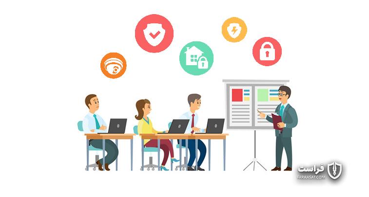 اهمیت آموزش های آگاهی بخش امنیت سایبری