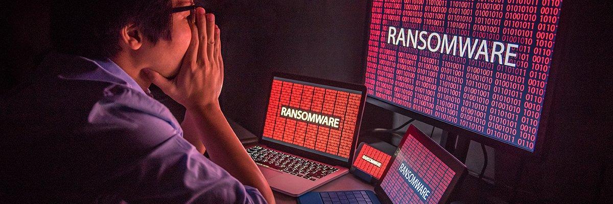 مقابله با باج افزارها
