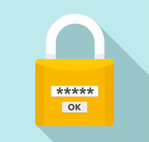 محافظت از کلمه های عبور
