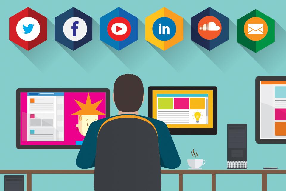 چت / شبکه های اجتماعی