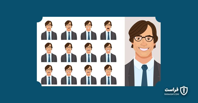 مهندسی اجتماعی بر اساس جزییات حرکات چهره