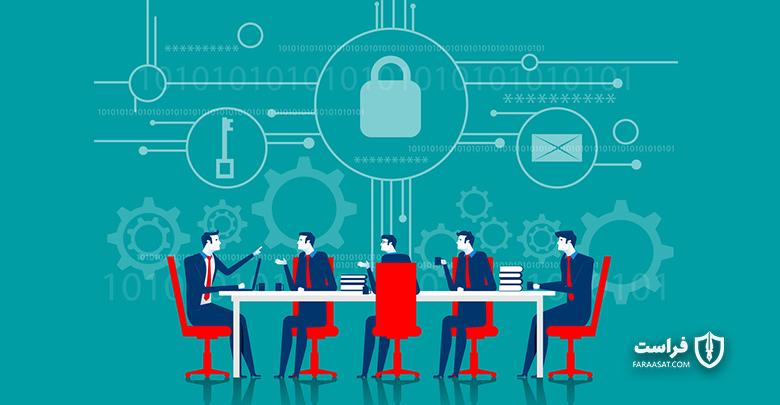 امنیت اطلاعات سازمانی