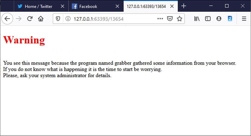 هشدار اشتباه TrickBot به قربانیان این بدافزار