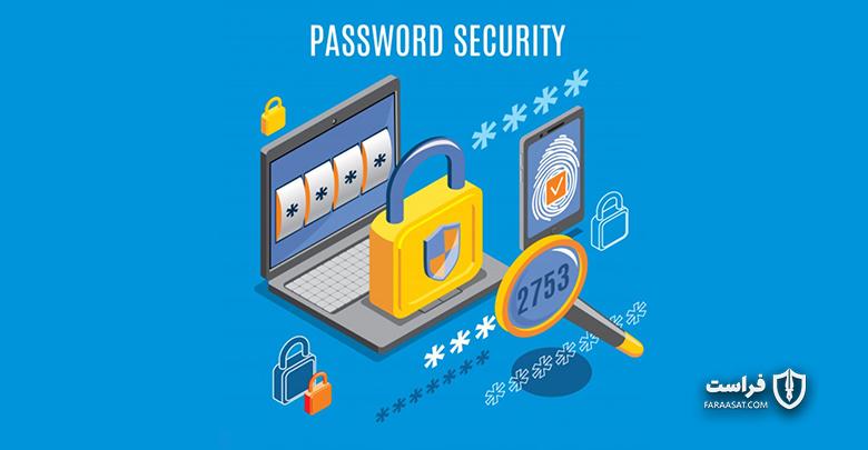 قدرت تشخیص سیستم های رایانشی در رمزهای عبور