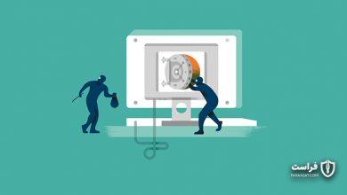 تصویر از پیشرفت حمله های سایبری