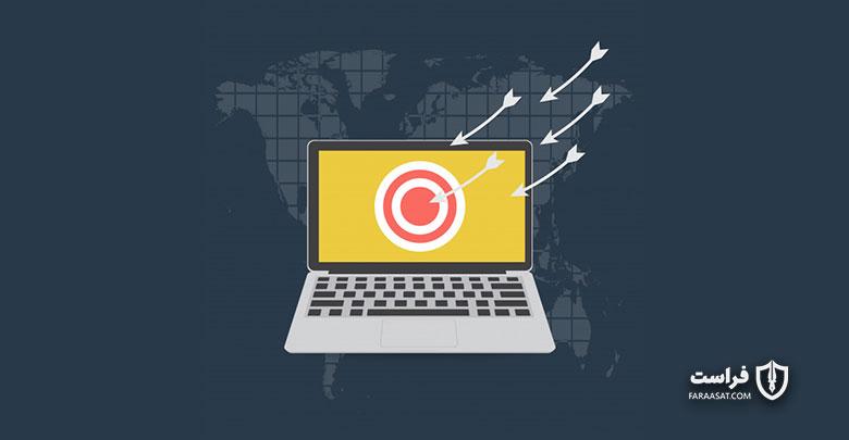افزایش حملههای DDoS و باج گیری از قربانیان