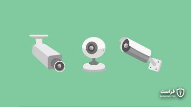 تصویر از دسترسی هکرها به دوربین های نظارتی منازل