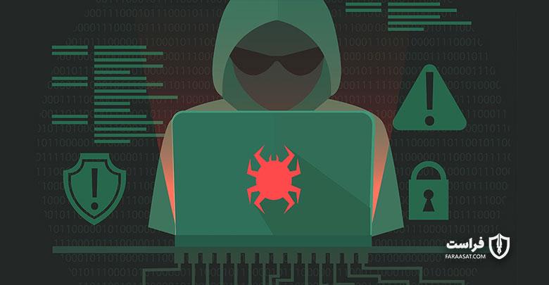 حمله های سایبری در ایران