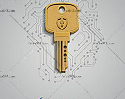 رمز عبور قوی انتخاب کنید.